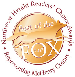 Chop Suey Hut a Best Chinese Restaurant in McHenry County in Best of Fox awards